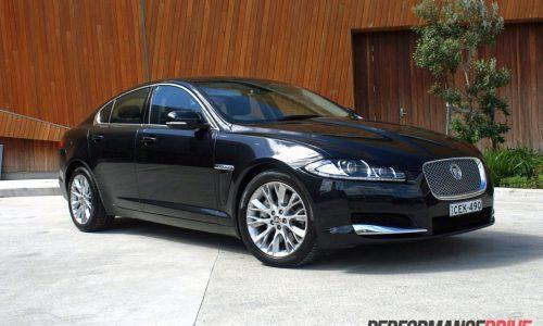 2012 Jaguar XF 2.2D review