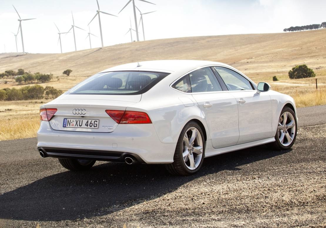 2013 Audi A6 A7 3 0 Tdi Biturbo With 230kw On Sale In Australia Performancedrive