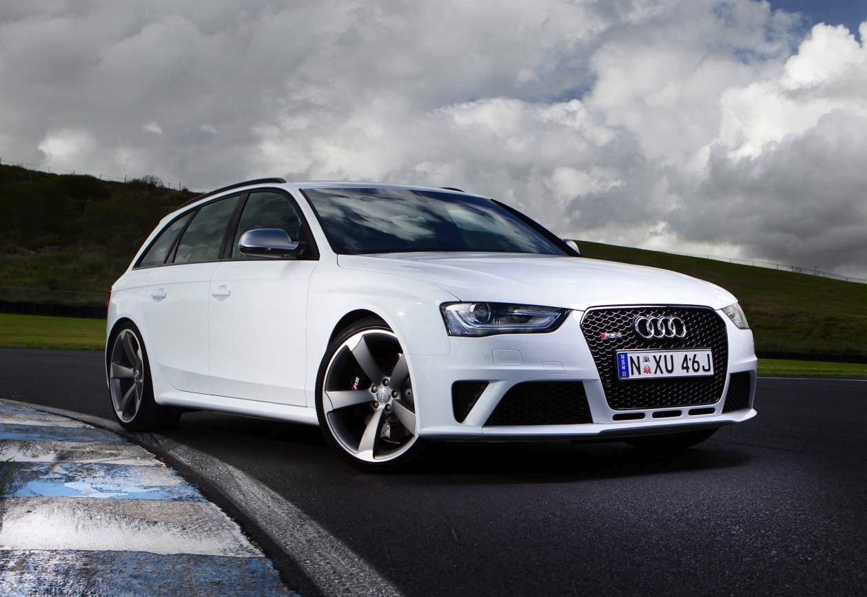 2013 Audi RS 4 Avant now on sale in Australia from $149,400 - PerformanceDrive