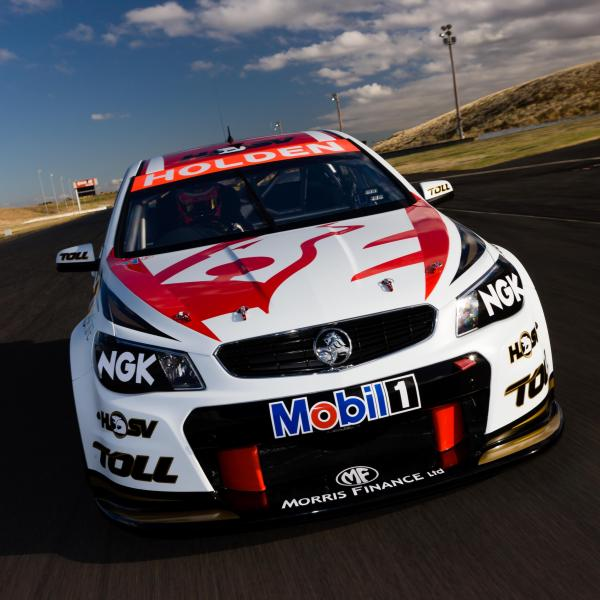 2013 Holden VF Commodore V8 Supercar Unveiled