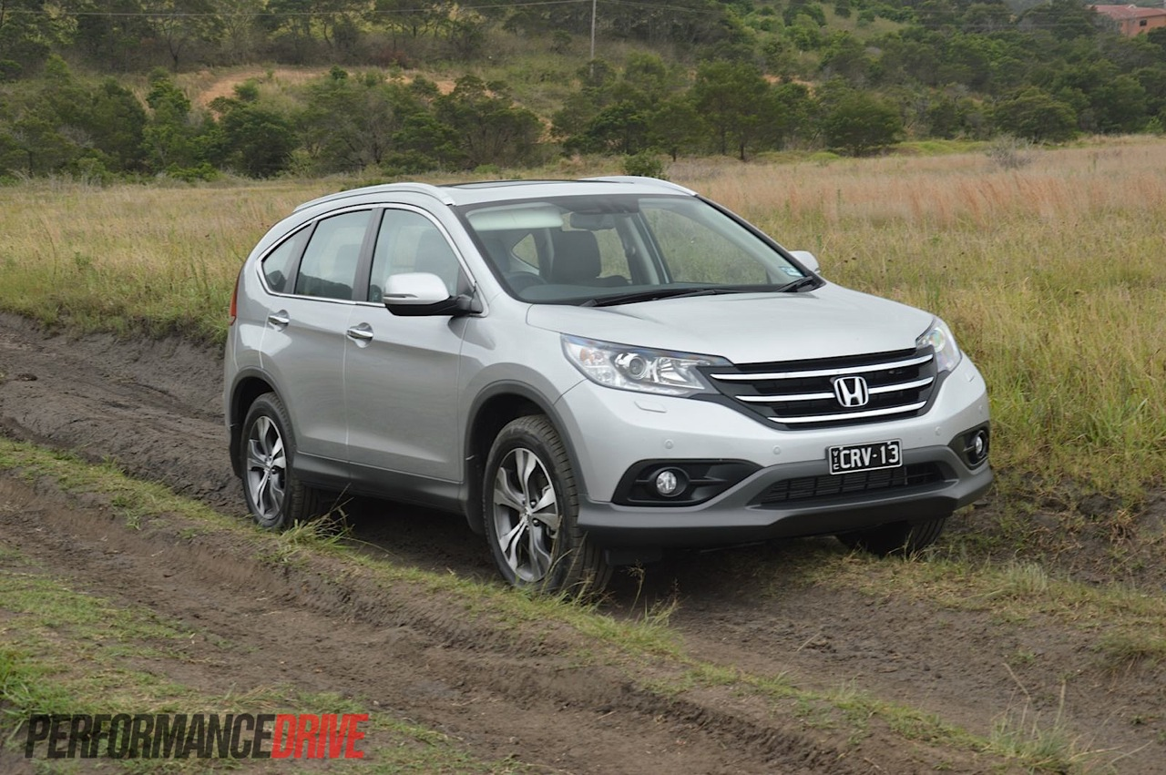 2013 Honda CR V VTi L Off Road