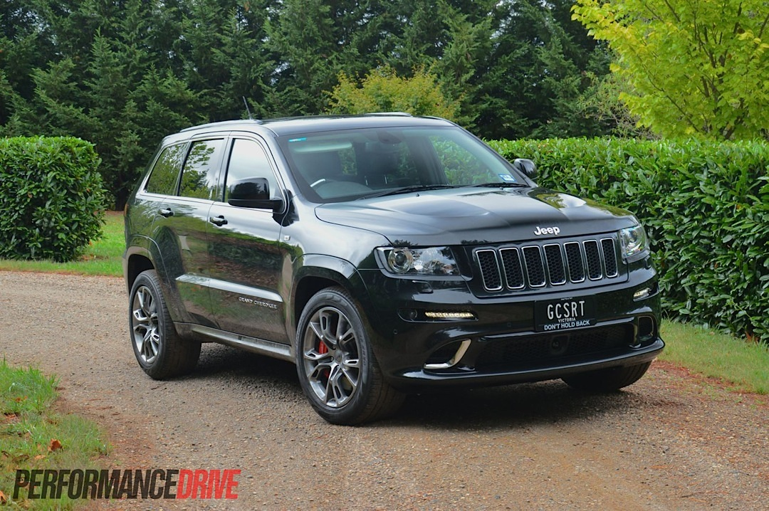2013 Jeep Grand Cherokee SRT8 Australia