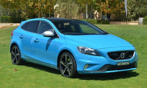 2013 Volvo V40 review – Australian launch