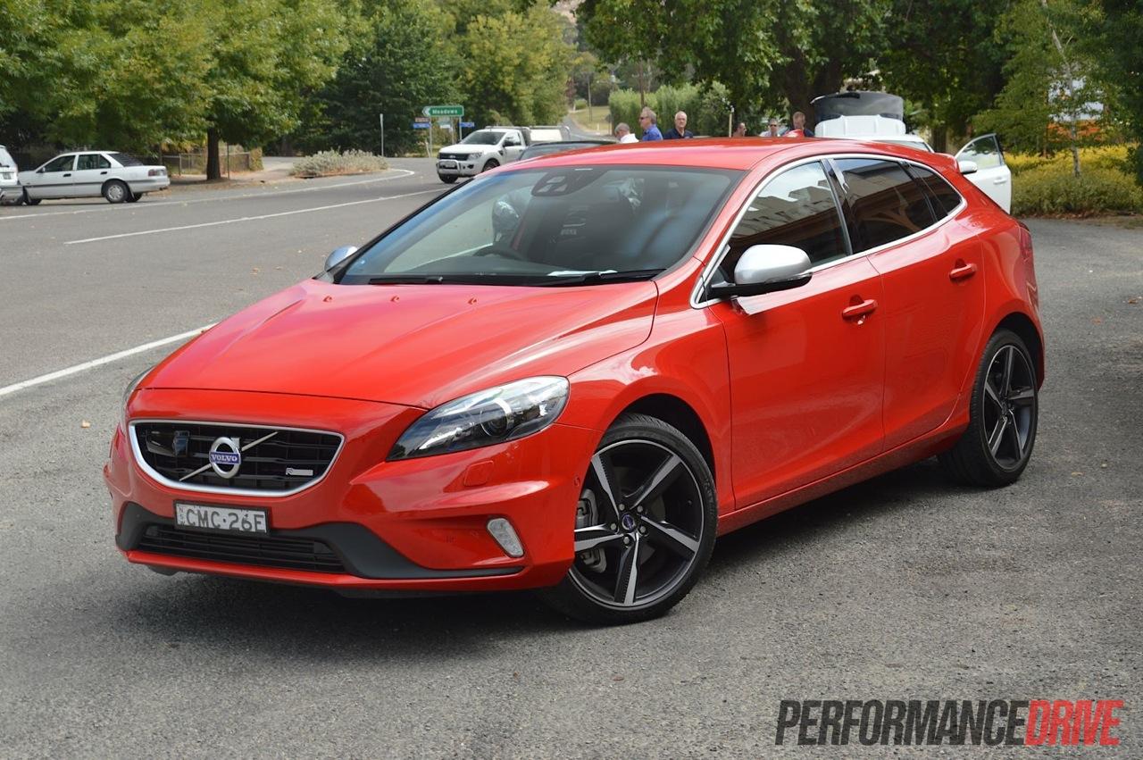 2013 Volvo V40 review - Australian launch - PerformanceDrive