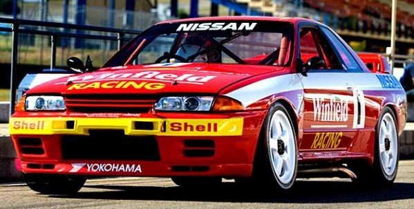 For Sale: 'Winfield' 1992 Nissan GT-R R32 Bathurst 1000 ...