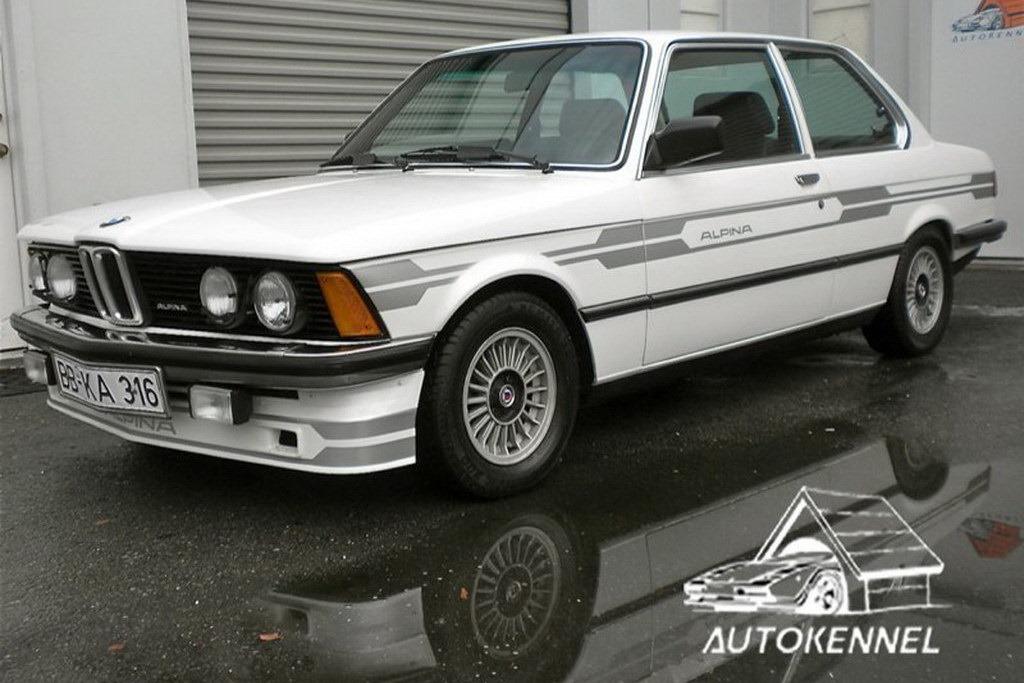 For Sale E21 1980 Alpina Bmw 320i Turbo Original