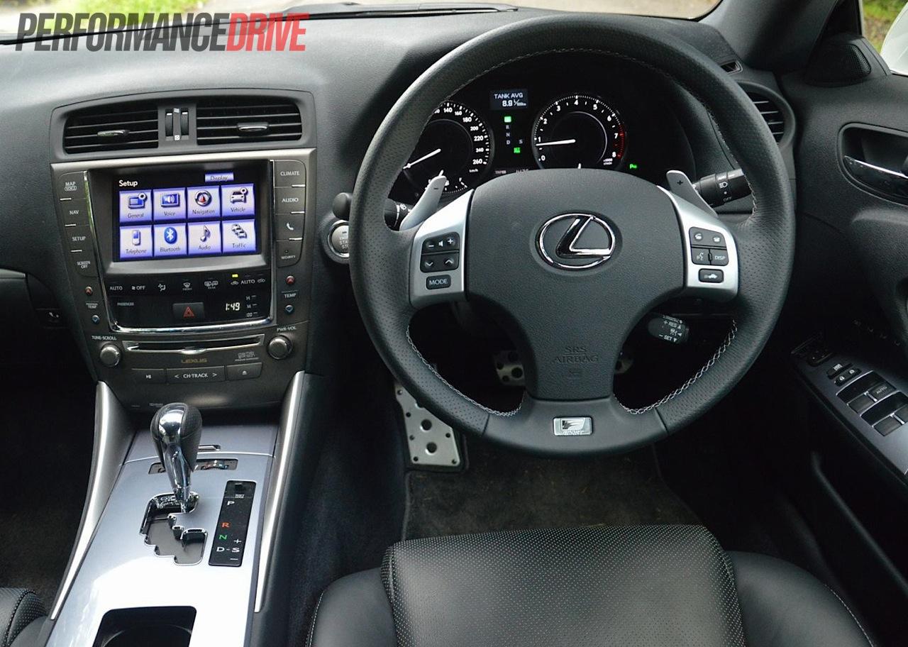 2013 lexus is 250 c f sport review video performancedrive