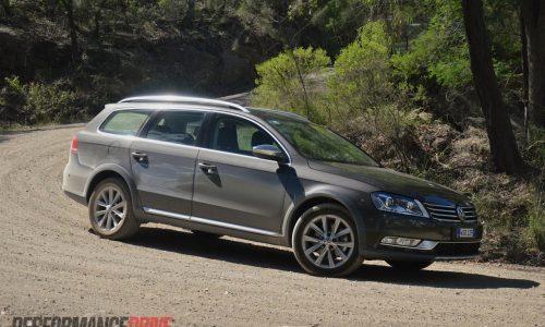 2013 Volkswagen Passat Alltrack TDI review