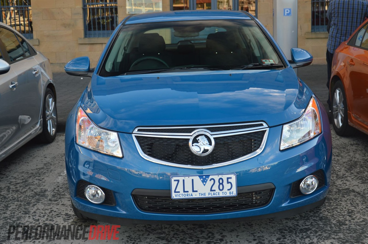 2014 Holden Cruze Review