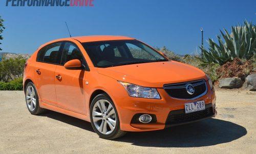 2014 Holden Cruze review – Australian launch
