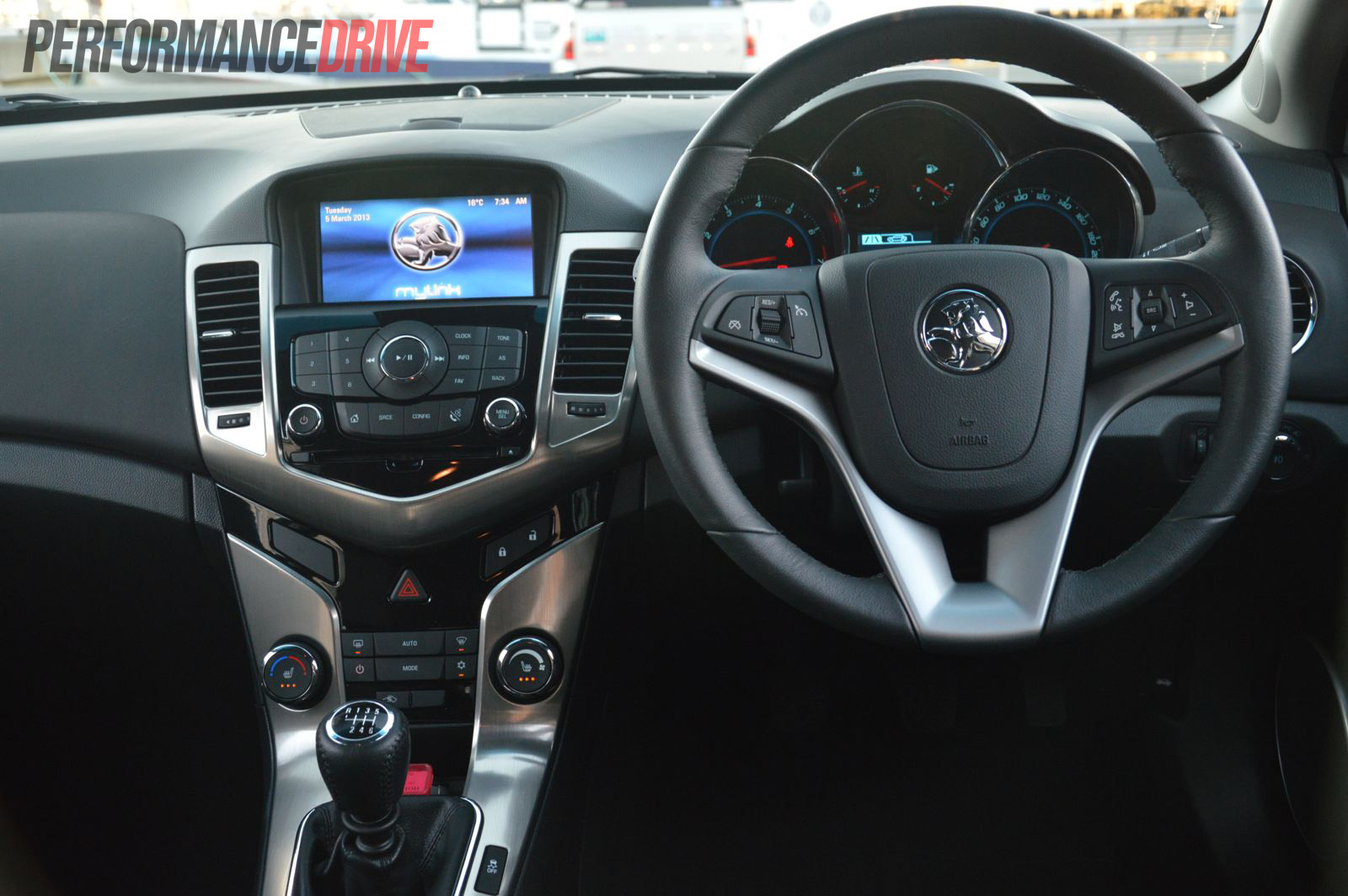 2014 Holden Cruze Review Australian Launch