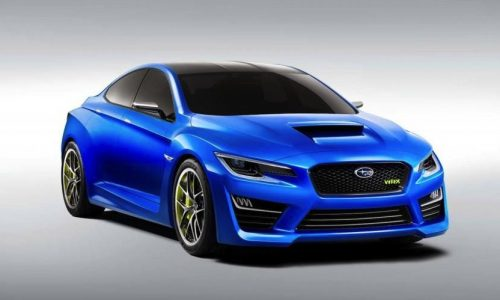 2014 Subaru WRX previewed: lighter, faster, more advanced