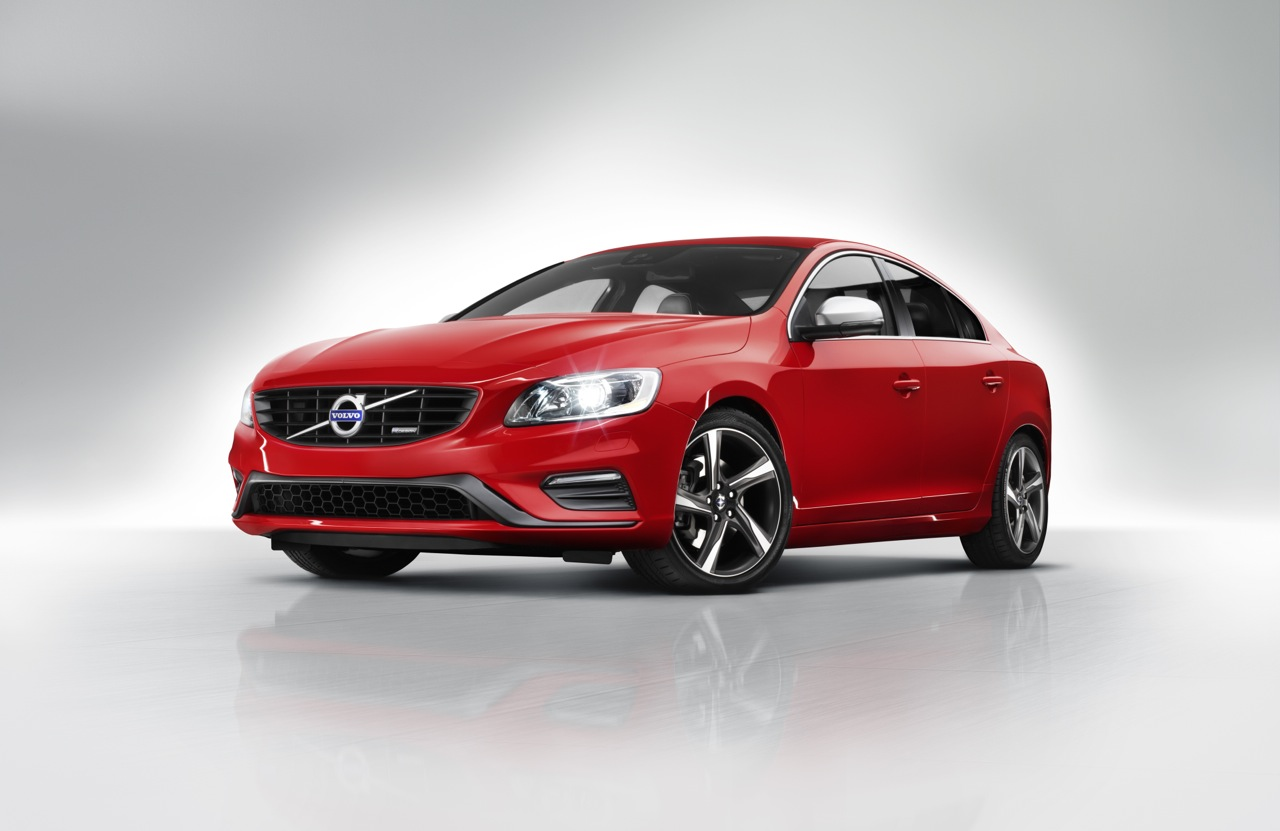 2014 Volvo S60, V60, XC60 R-Design unveiled at New York ...