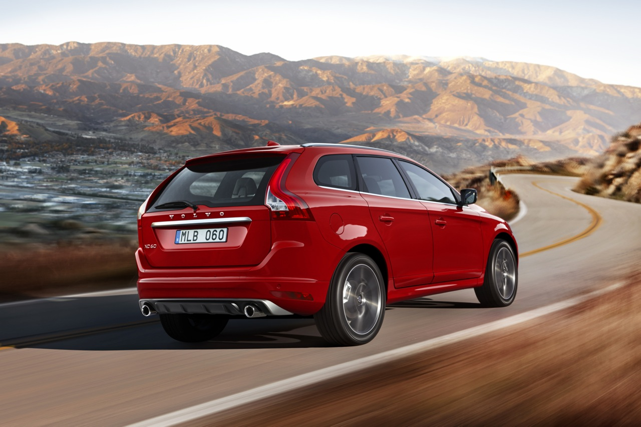 2017 Volvo Xc60 T6 R Design >> 2014 Volvo S60, V60, XC60 R-Design unveiled at New York - PerformanceDrive