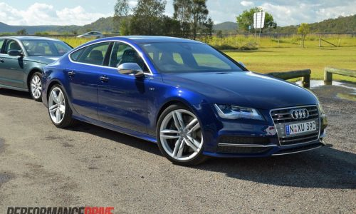 2013 Audi S7 review – quick spin
