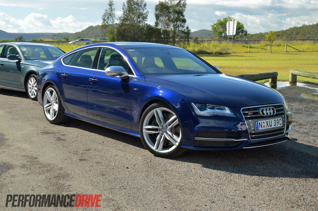 2013 Audi S7 review - quick spin - PerformanceDrive