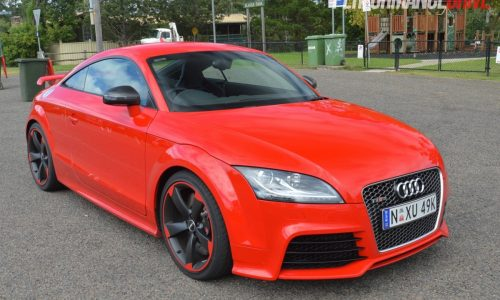 2013 Audi TT RS Plus review – quick spin (video)