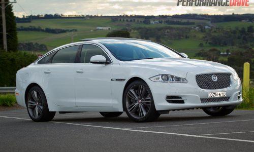 2013 Jaguar XJ Supersport review