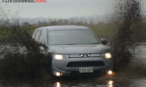 2013 Mitsubishi Outlander review – LS 2.4 petrol and Aspire Di-D