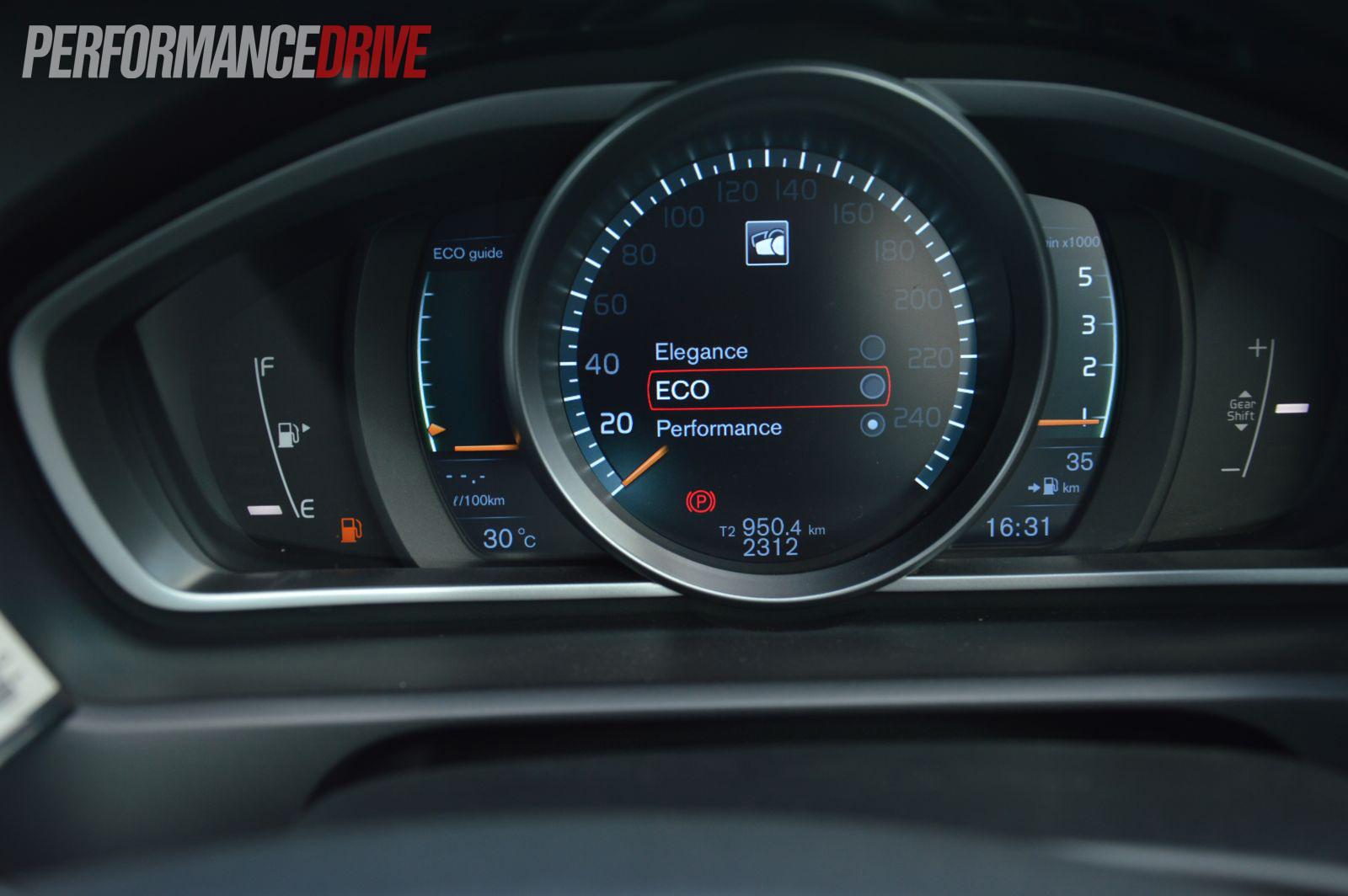 Nissan Suv For Sale >> 2013 Volvo V40 D4 TFT crystal display themes