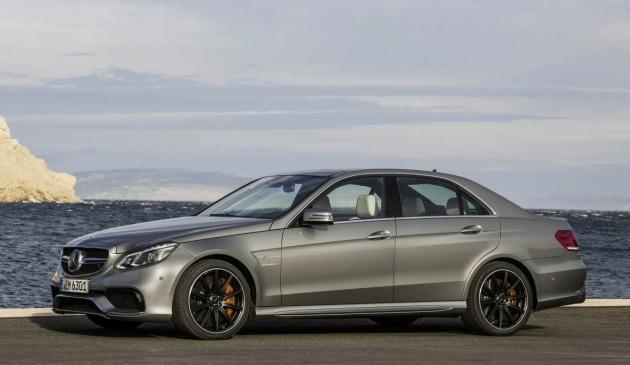 2014 Mercedes Benz E Class Australian Prices Announced