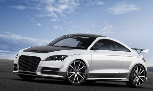 Audi TT ultra quattro concept set for Worthersee debut