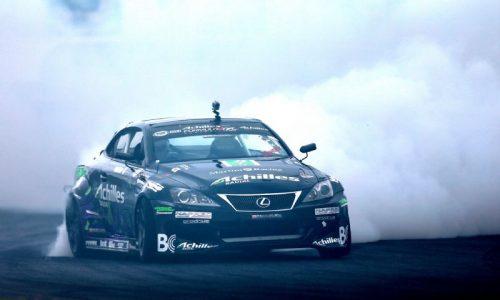 Daigo Saito wins Formula Drift Asia round in 2JZ-powered Lexus IS C (video)