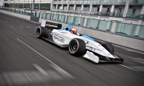 Formula E e-Prix set for 2014, LA donut demonstration (video)