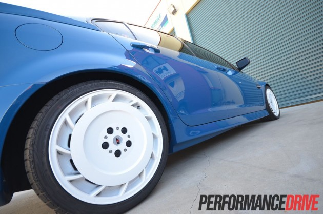 HDT VE VK Group A rear wheels Aero