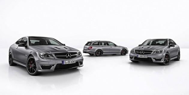 Mercedes-Benz C 63 AMG 507 Edition