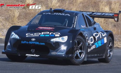 Monster Sport Toyota Super 86 to take on Pikes Peak (video)