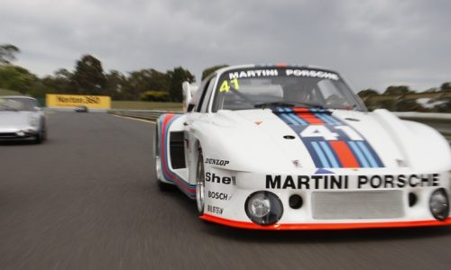 Australia's first Porsche Rennsport Festival, coming in May
