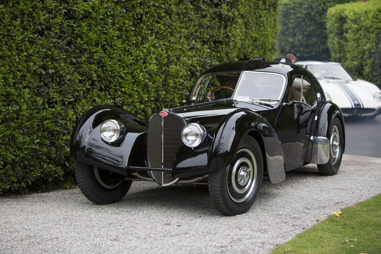 Ralph Lauren's Bugatti 57SC Atlantic 'Best of Show' at ...