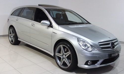For Sale: 2007 Mercedes-Benz R 63 AMG, 1 of 4 in Australia