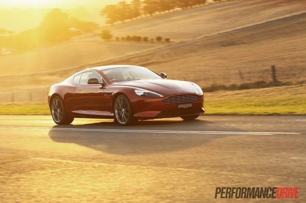 2013 Aston Martin DB9-PerformanceDrive