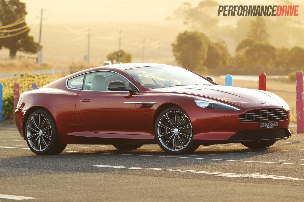 2013 Aston Martin Db9 Review Performancedrive