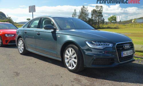 2013 Audi A6 TDI Biturbo review – quick spin (video)