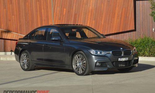 2013 BMW ActiveHybrid 3 M Sport review (video)
