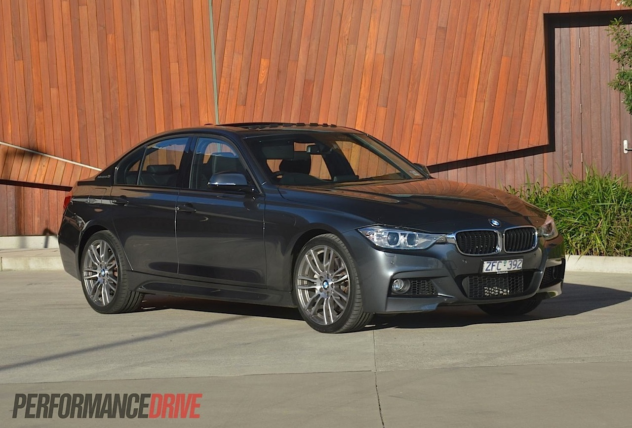 Coupe Series 3 wheel car bmw 2013 BMW ActiveHybrid 3 M Sport review (video) | PerformanceDrive