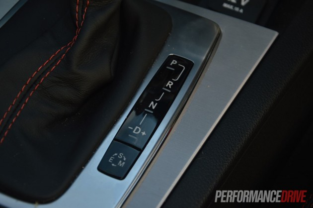 2013 Mercedes-Benz C 250 Coupe Sport transmission settings