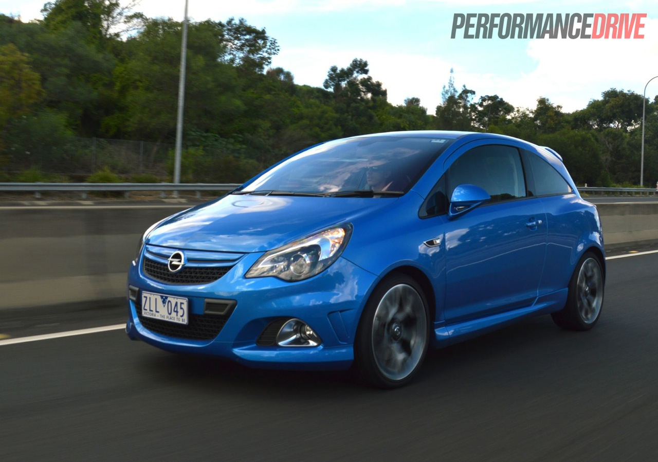 2013 Opel Corsa OPC review (video) | PerformanceDrive