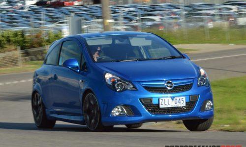 2013 Opel Corsa OPC review (video)