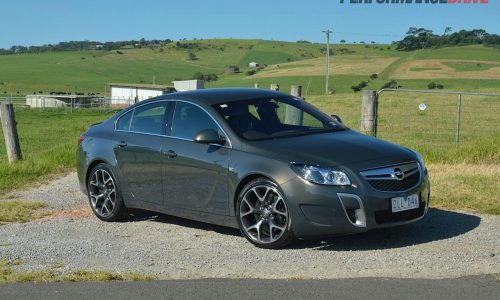 2013 Opel Insignia OPC review (video)