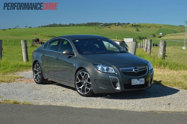 2013 Opel Insignia OPC-PerformanceDrive