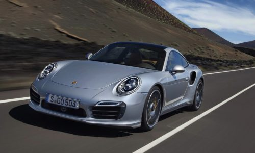 2014 991 Porsche 911 Turbo and Turbo S revealed: official