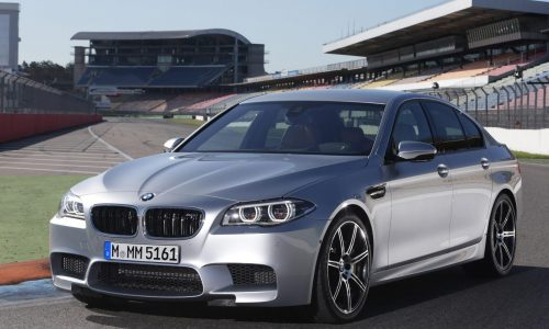 2014 BMW M5 and M6 revealed, with optional Competition Package