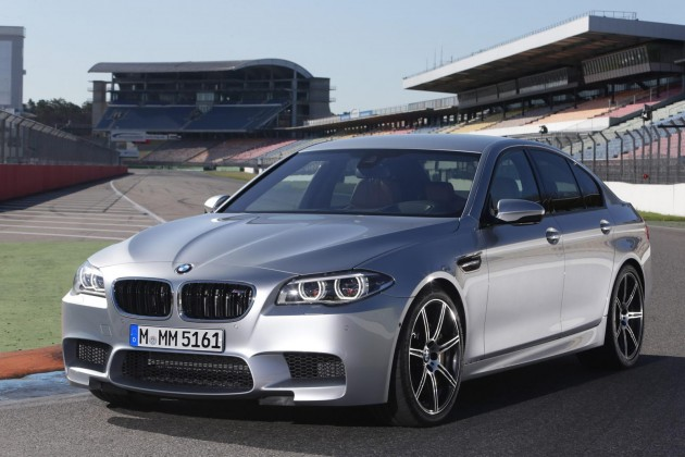 2014 BMW M5 Competition Pack