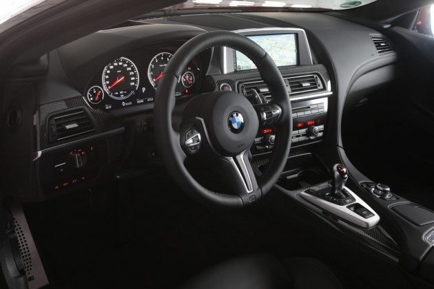 2014 BMW M5 Competition Pack-interior