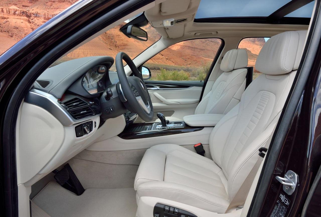 Bmw 2014 X5 Interior