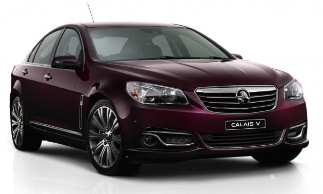 2014 Holden VF Calais-Alchemy-